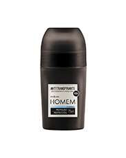 Desodorante Antitranspirante Roll-on Natura Homem - 75 ml